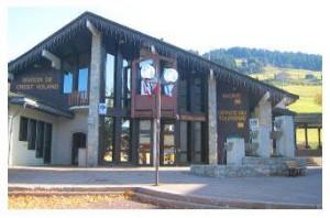 Mairie de Crest-Voland
