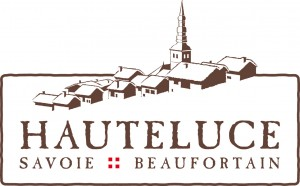 Logo Hauteluce Savoie Beaufortain