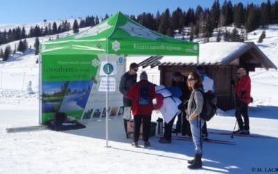 Boissons chaudes offertes pour les skieurs !